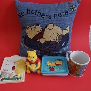 Disney Winnie The Pooh set